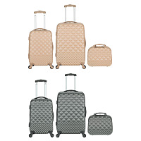 VALISES AIR PASSION X4 + 2 VANITY