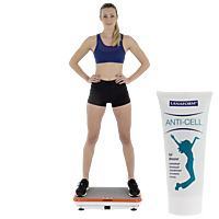 VIBRO SHAPER + Slimming Gel 200 ML