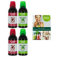POWER DRINKS Lot de 2 - Boissons Minceur