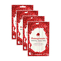 VITAMASQUES Masque Pomegranate - Lot de 4