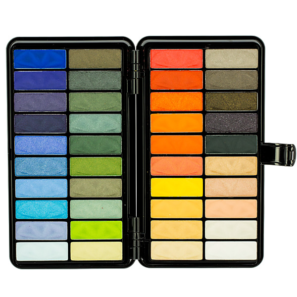 PARISAX Palette Agenda - Box Maquillage