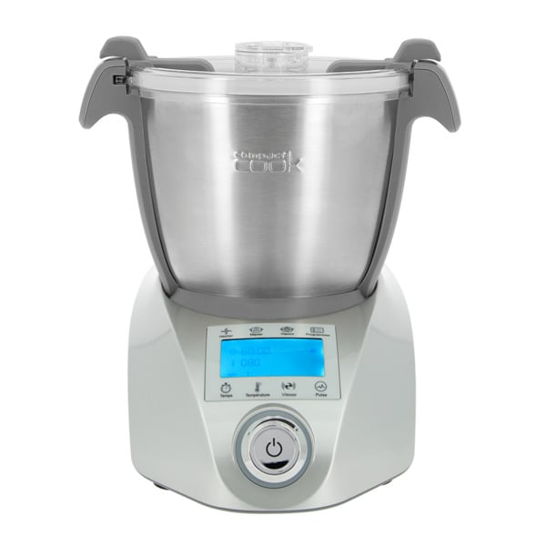 video COMPACT COOK ELITE SILVER - Robot Cuiseur Multifonction