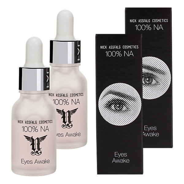 video Eyes Awake - Sérum Anti-âge - Lot de 2