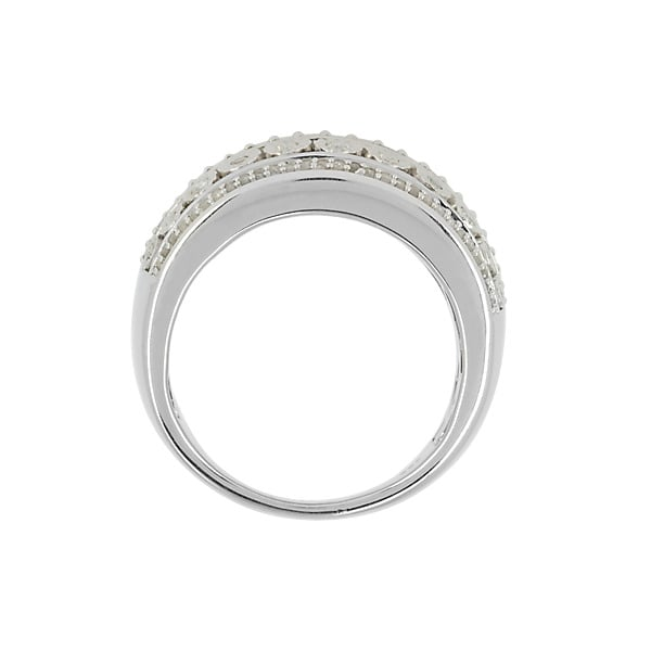 LYRIDÉA BAGUE DIAMANT ROYAL