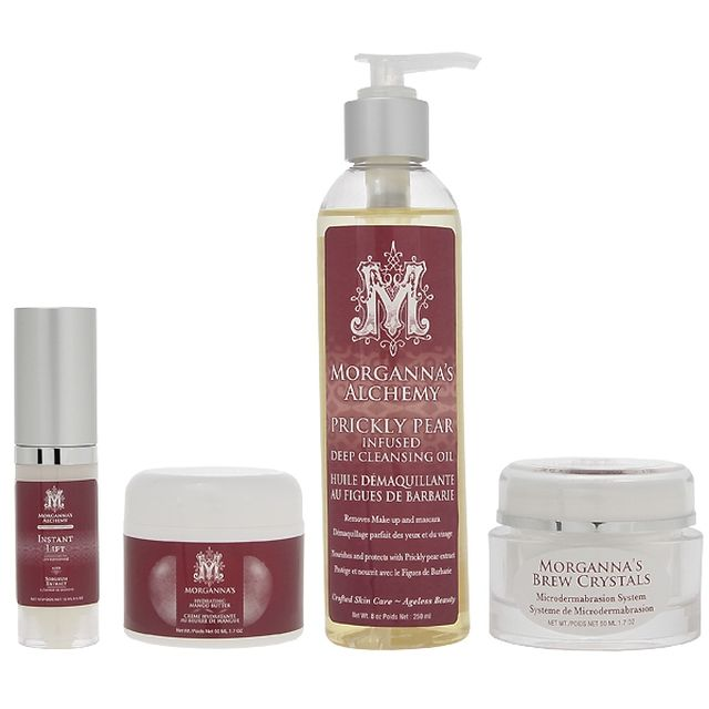 MORGANNA'S Cure Instant Lift - Soins Anti-âge